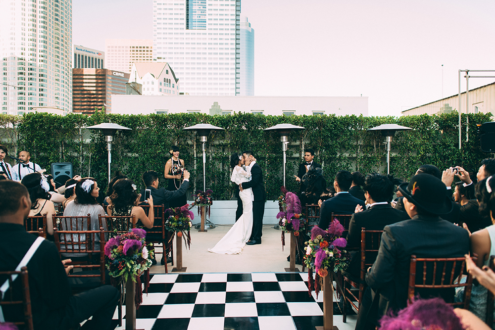 Oviatt Penthouse wedding - 19