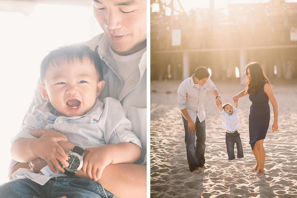 Santa Moncia - Family Session - 17