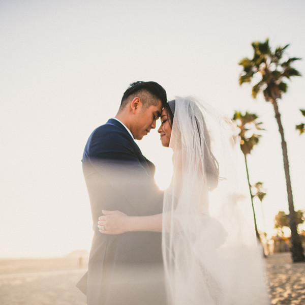Laypin + Anh | Shutters on the Beach