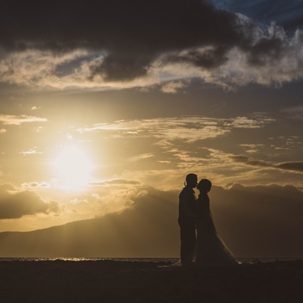 Lana + Thanh | Olowalu Planation House Wedding - Maui