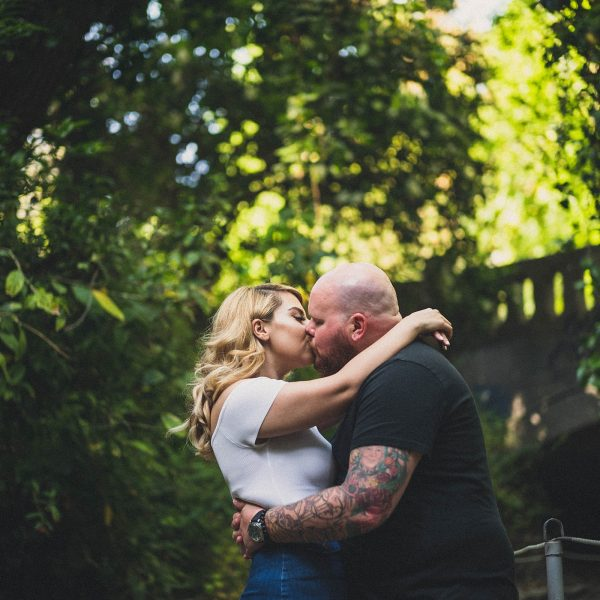 Nate + Ani | Griffith Observatory Engagement