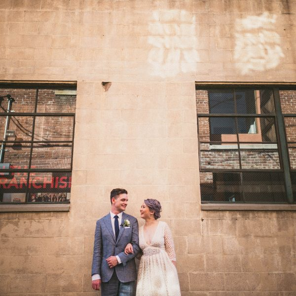 Vickie + Harris | Happy Trails Pasadena